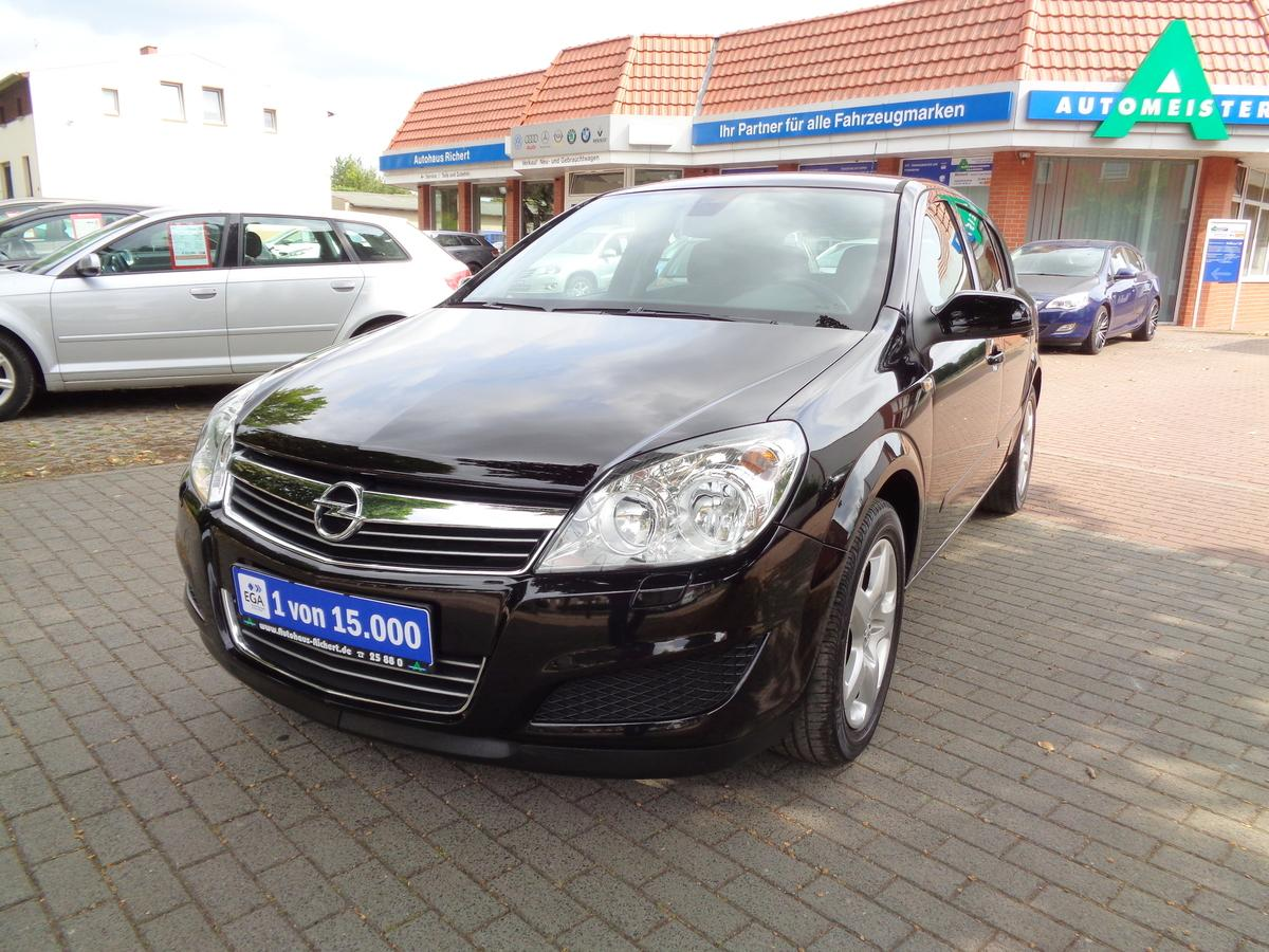 Opel Astra 1.4 Easytronic Catch me now Klima PDC