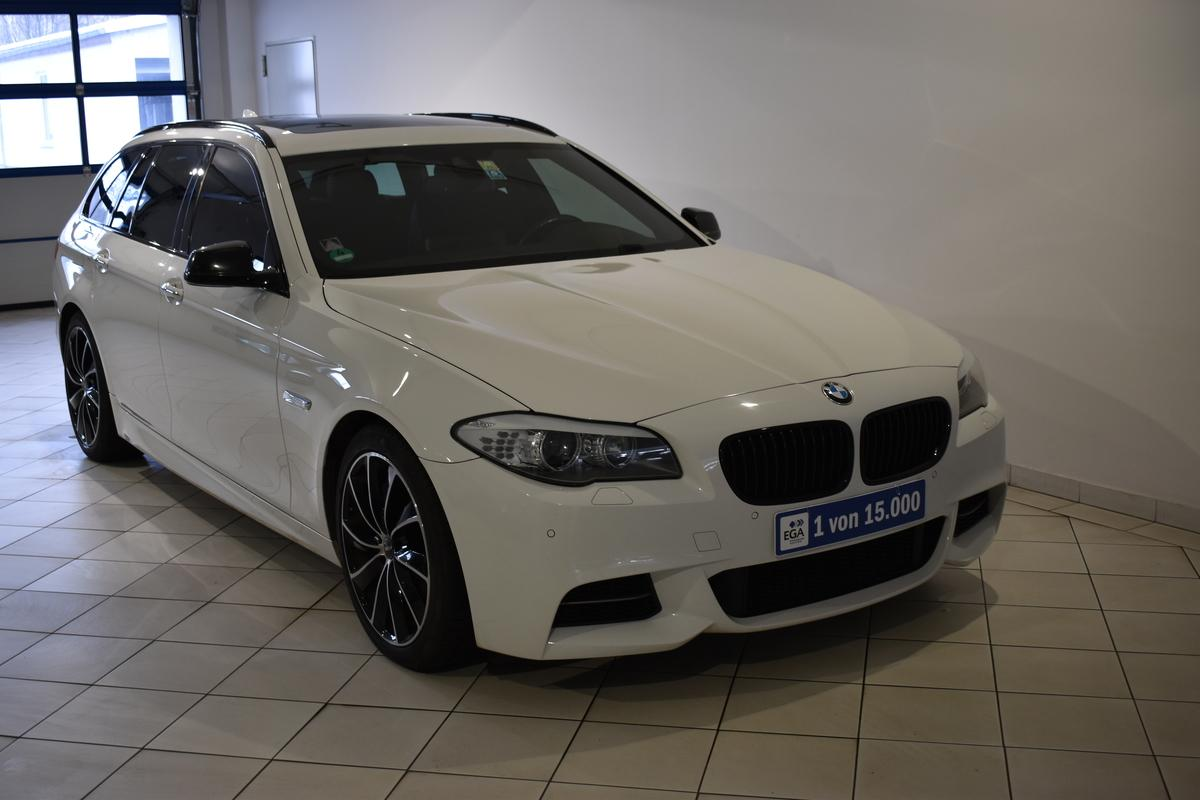 BMW M550d xDrive Touring M-Sport Panoramadach