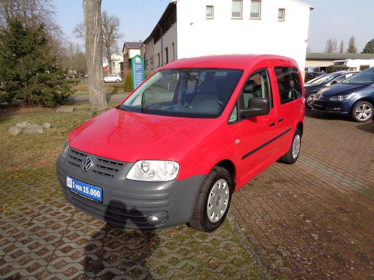 Volkswagen Caddy 1.6 Life Team Climatronic PDC