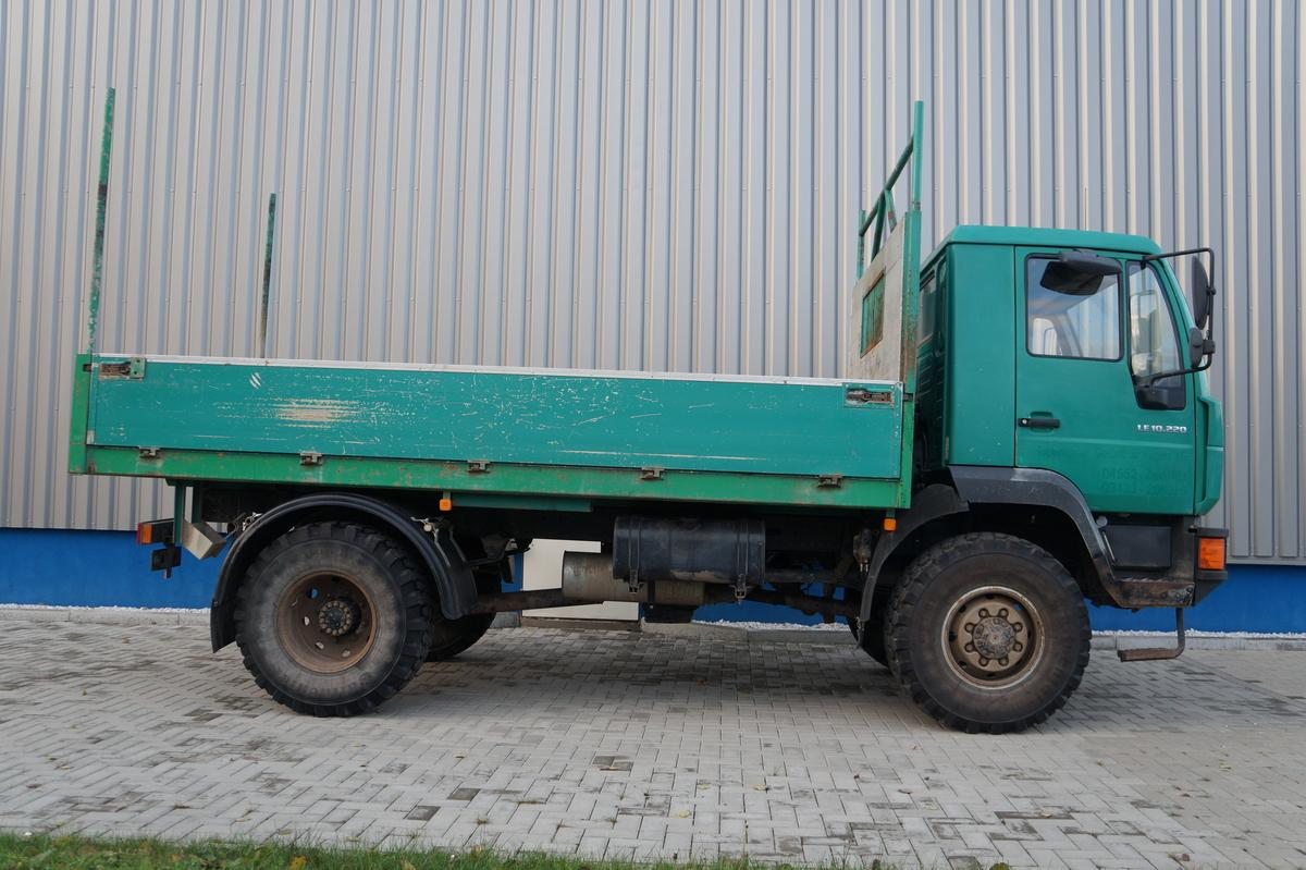 MAN LE10.220 4x4 Allrad Sperre Top 10.224 8.220 8.224